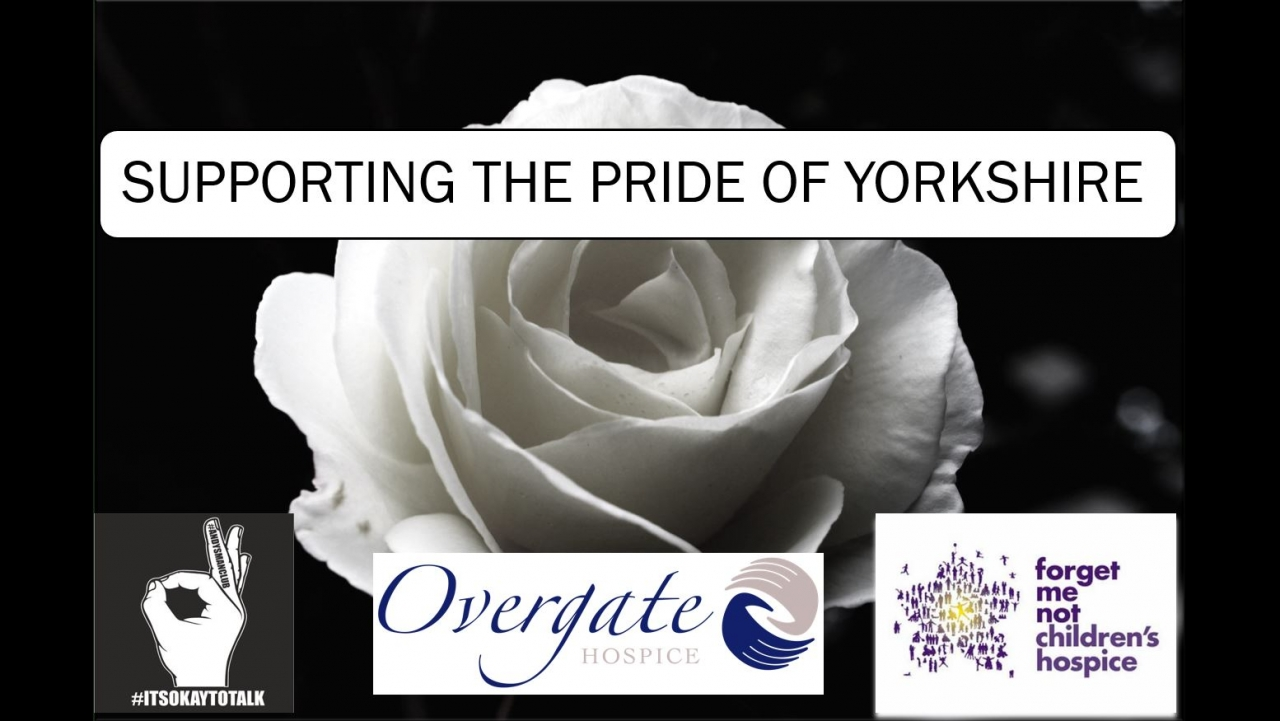Supporting the Pride of Yorkshire!